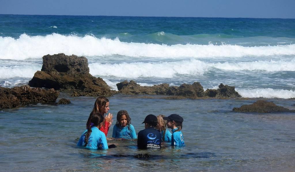 חוגי גלישה, קייטנות גלישה, שיעורי גלישה וקורסים בחוף בית ינאי וחוף נעורים